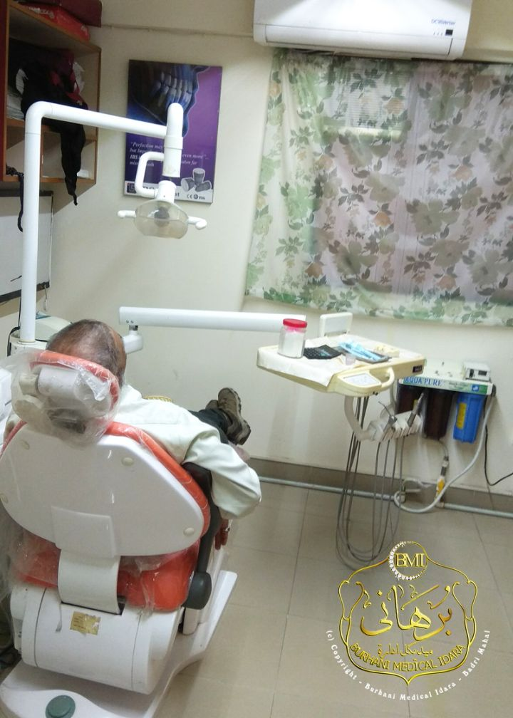 Dental Section at BDC Medical Camp - Ashara Mubaraka, Karachi, Pakistan 1439H.